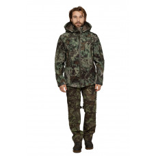 Куртка мужская Tactical КМФ Питон лес