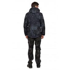 Куртка мужская Tactical КМФ Питон ночь