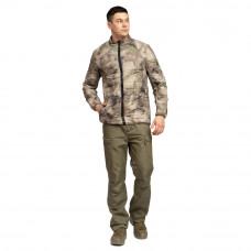 Куртка мужская Бомбер КМФ песок