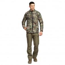 Куртка мужская Бомбер КМФ питон лес