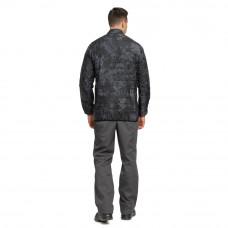 Куртка мужская Бомбер КМФ питон ночь