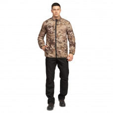 Куртка мужская Бомбер КМФ питон скала