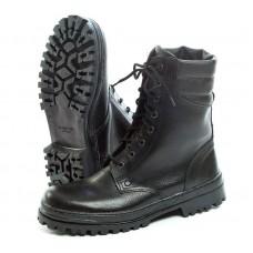 Ботинки ОМОН натуральная кожа 25 см черный