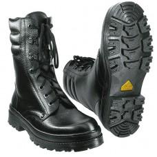 Ботинки ОМОН-Люкс натуральная кожа 25 см черный