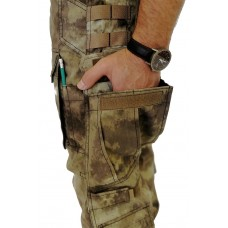 Брюки мужские Tactical LUX КМФ песок