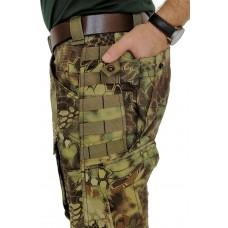 Брюки мужские Tactical LUX КМФ питон лес
