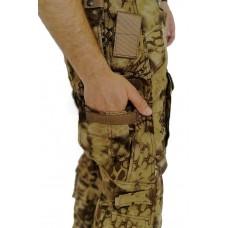 Брюки мужские Tactical LUX КМФ питон скала