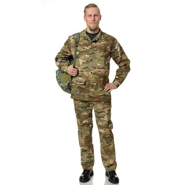 Костюм мужской Полевой КМФ ягель