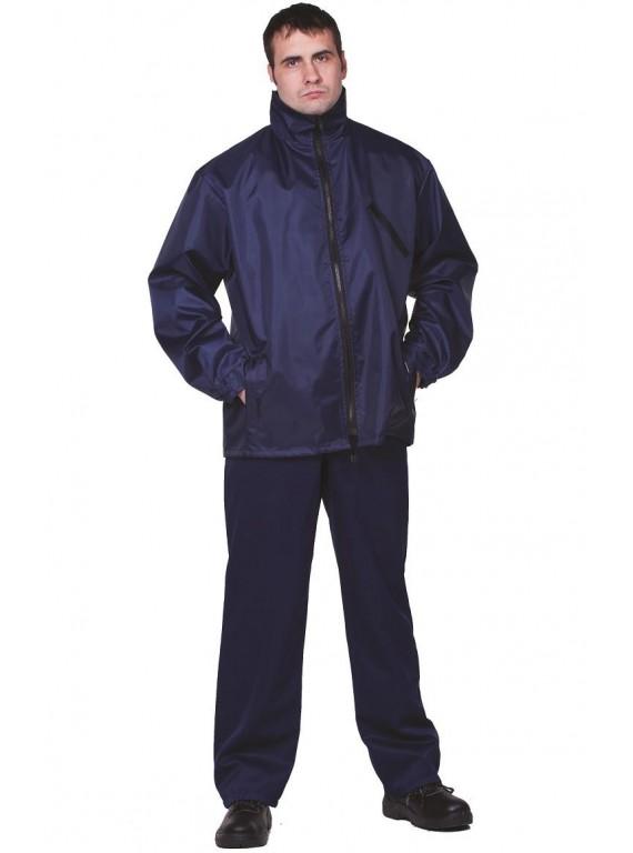 Куртка-ветровка Циклон синий