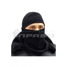 Шапка-балаклава черная