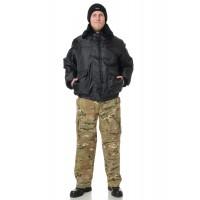 Куртка утепленная Альфа черный